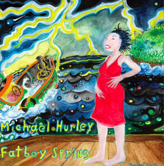 Michael Hurley-Fatboy Spring Cover